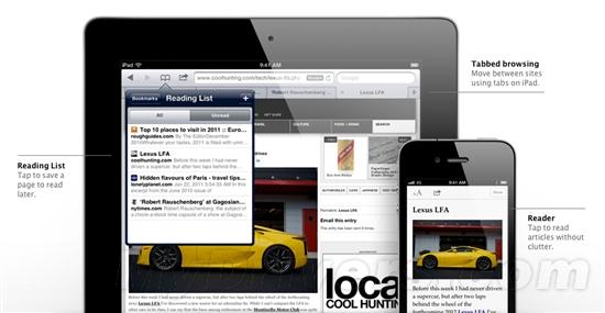 苹果iOS 5的十大新特性一览