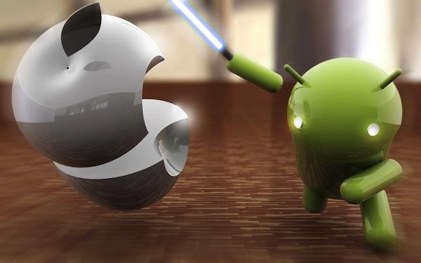 Google 董事主席:Android 已经完胜 iOS 了!