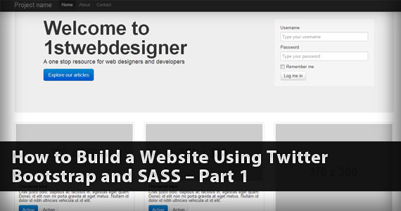 tbs and sass preview large tutorials css html css css