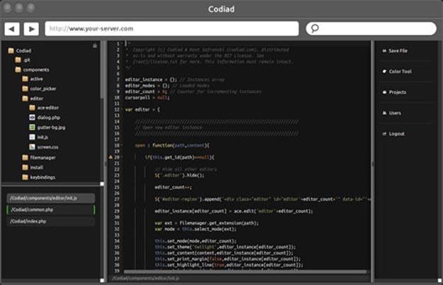 为开发人员推荐20个开源工具和应用程序
